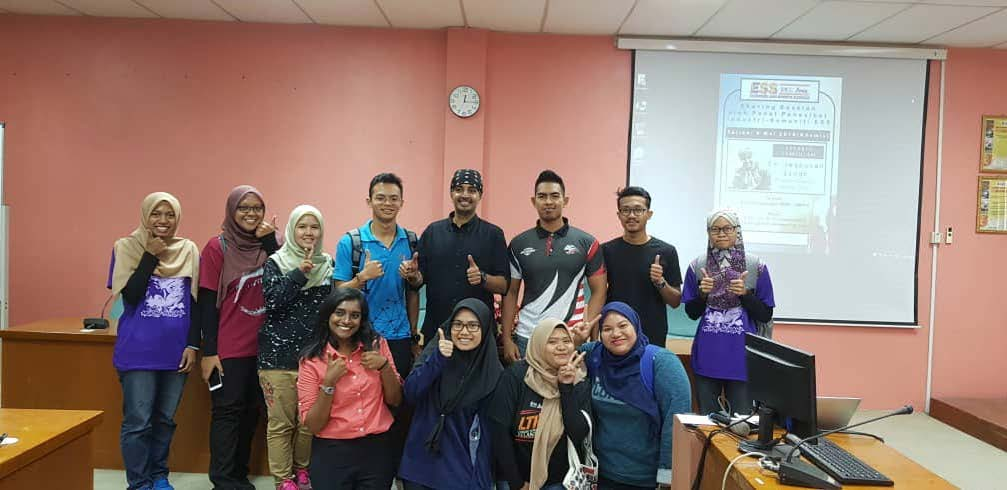 REPORT ESS ICAP SHARING SESSION4