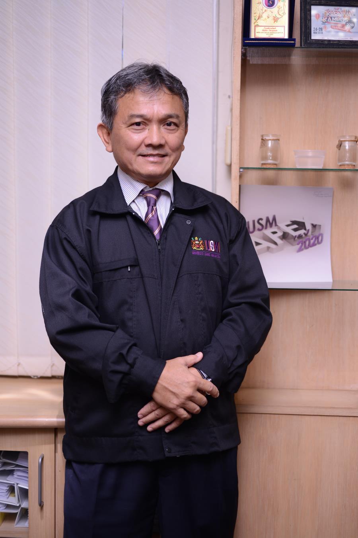 Lim Boon Huat, Assoc. Prof.