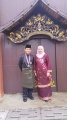 DATUK PROF. DR. AHMAD HJ. ZAKARIA WAS CONFERRED THE STATE AWARD FROM SULTAN MUHAMMAD V