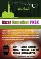Bazar Ramadhan PKSK