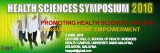 Health Sciences Symposium 2016