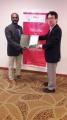 Congratulations to Deviendran Kalirathinam