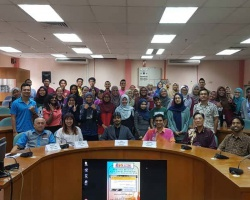 Sharing Session by Industry-Community Advisory Panel (ICAP) of Exercise & Sports Science (ESS) Programme
