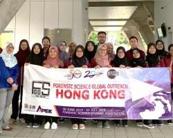 Forensic Science Global Outreach (FSGo) 2019: Hong Kong