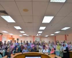 Sharing Session with Dr. Ahmad Zulfaa Mohamed Kassim