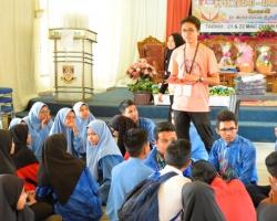 Program Sekolah Angkat Bersepadu (PSAB) 2019