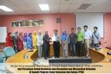 Majlis Penyampaian Sumbangan Projek Bakti Pasca Banjir PPSK (PBPPSK)