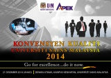 Konvensyen Kualiti Universiti Sains Malaysia 2014