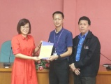 CONGRATULATIONS TO ASSOCIATE PROFESSOR DR. SEE TOO WEI CUN